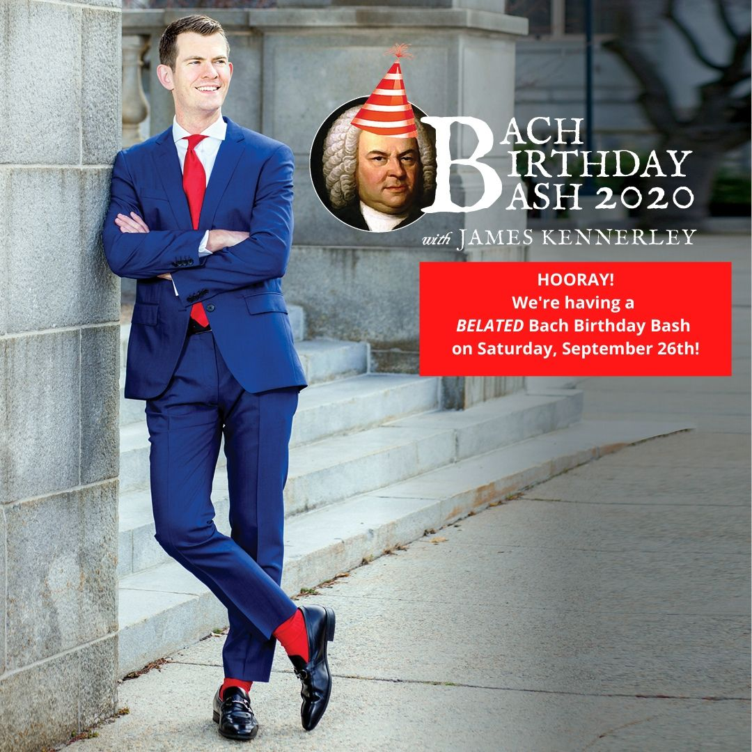 Featured image for Bach Birthday Bash